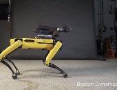 شاهد.. شركة Boston Dynamics تنشر فيديو لروبوت Spotmini وهو يرقص