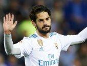 أخبار ريال مدريد اليوم عن بقاء إيسكو بمقاعد البدلاء ضد سيلتا فيجو
