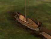 """شاهد.. العثور على سفينة """"فايكنج"""" فى النرويج"""