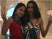 سحب لقب ملكة جمال لبنان بعد التقاطها صورة مع نظيرتها الإسرائيلية