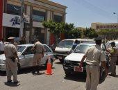 تحرير 516 مخالفة مرورية وتحصيل 9 ألاف جنيه غرامات فورية بمطروح