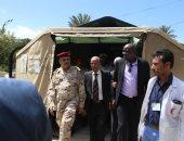 وفد أممى يبحث فتح مكتب للأمم المتحدة بتعز