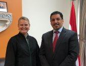مسئولة أممية: سنعزز تواجد الأمم المتحدة فى كل محافظات اليمن