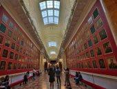 صورة اليوم.. الهيرميتاج بروسيا.. أكبر متاحف العالم للوح والتحف الفنية