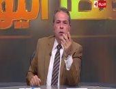 توفيق عكاشة: تطبيق الدولة للقانون بحزم أهم الأسلحة لمواجهة حروب الجيل الخامس.. فيديو