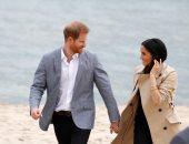 """""""ضحك ولعب وجد وحب"""".. الأمير هارى وميجان فى أول زيارة لأستراليا بعد الزواج"""