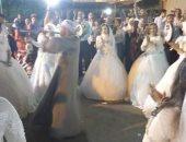 """""""الأورمان"""" تدخل البهجة والسرور على 54 عروسة يتيمة بأسوان.. صور"""