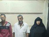 ضبط 3 متهمين استدرجوا سيدة وصوروها عارية بالشرقية