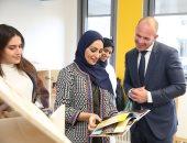 """""""كلمات لتمكين الأطفال"""" تقدم 1200 كتاب للأطفال اللاجئين العرب فى برلين"""