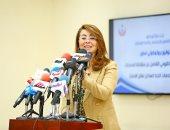 """غادة والى : 100مليون تفاعلوا مع حملة"""" أنت أقوى من المخدرات """"بمشاركة محمد صلاح"""