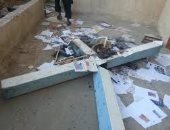 مجهولون يدمرون عشرات الصلبان فى مقبرة مسيحية غرب القدس
