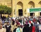 صور.. دسوق تستعد لمسيرة الطرق الصوفية