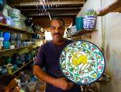 الفخار صناعة مصرية.. تتوارثها الأجيال