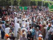 """صور .. ختام مسيرة مولد  """" الدسوقى """"  بكفر الشيخ"""