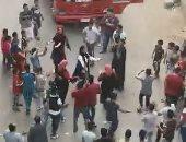 فيديو.. قارئ يرصد انتشار الأسلحة البيضاء فى أفراح ديرب نجم بالشرقية