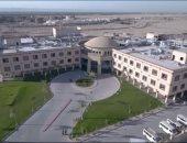 مستشفى  العريش  تعلن وصول 12 طبيبا من 4 جامعات للكشف على الأهالى