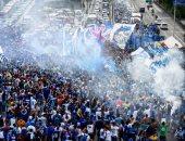 احتفالات صاخبة من جماهير كروزيرو بعد التتويج بكأس البرازيل.. صور