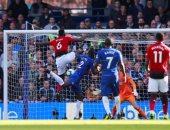 بث مباشر.. مانشستر يونايتد يتعادل ضد تشيلسي بهدف مارسيال