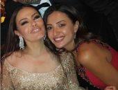 حب كبير.. هكذا بدت شريهان فى أحدث ظهور لها فى حفل زفاف شيماء سيف