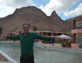 """طارق علام يقدم حلقته اليوم من سانت كاترين بجنوب سيناء فى برنامجه """"هو ده"""""""