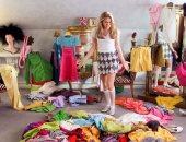 أنا بحب هدومى.. دراسة عالمية حول نسبة تخزين الملابس دون استخدامها