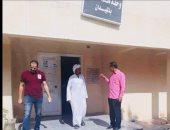وكيل صحة شمال سيناء يتفقد مستشفى  بئر العبد ووحدات صحية