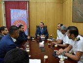 فيديو وصور.. نائب محافظ الأقصر يستقبل وفد صندوق تحيا مصر لبحث التعاون والمشروعات المستقبلية