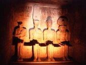 تعرف على استعدادات الآثار لاحتفال تعامد الشمس على رمسيس الثانى بأبو سمبل