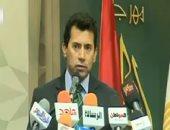"""وزير الشباب: """"ثقافة الشاب المصرى تغيرت ومبقاش يفكر فى الوظيفة الحكومية"""""""