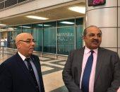 هشام حطب يهدى إنجاز بعثة الأولمبياد للشعب المصرى والرئيس السيسى
