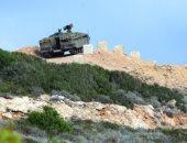 """على غرار """"خط برليف"""".. إسرائيل تشيد تلال رملية على حدود لبنان"""