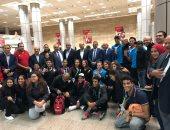 لاعبو أوليمبياد الشباب يطلبون المساواة بأبطال الصين 2014