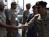 صور.. بدء التمرينات البحرية المشتركة بين السعودية والبحرين