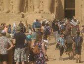 """""""آثار أبو سمبل"""": أكثر من مليون تذكرة متاحة لحضور تعامد الشمس على وجه رمسيس"""