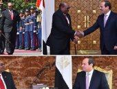 المتحدث باسم الرئاسة: مصر والسودان تواصلان البناء لترسيخ العلاقات التاريخية