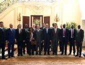 صور.. رئيس الوزراء يلتقى اليوم وفد وكالة الفضاء الأفريقية
