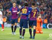 جدول ترتيب الدورى الإسبانى بعد فوز برشلونة وسقوط ريال مدريد