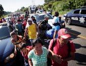 آلاف المهاجرين يواصلون الفرار من هندوراس إلى أمريكا بسبب الفقر والعنف