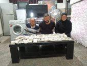 مباحث عين شمس تكشف تفاصيل سقوط عصابة تتبع رواد البنوك بعد سرقة 650 ألف جنيه