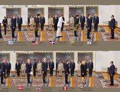 السيسي يعتمد 21 سفيراً جديداً بينهم السعودية والهند وجنوب السودان