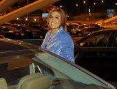 صور.. المطربة وعد تصل مطار القاهرة لتسجيل أغنيتين باللهجة المصرية