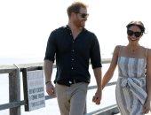 هارى وميجان يواصلان رحلتهما فى استراليا بزيارة إلى جزيرة فريزر