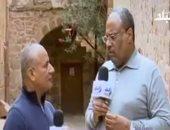 سفير الإمارات بالقاهرة: استثمارات كبيرة ستظهر بمصر فى القريب العاجل.. فيديو