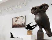 مناقشة الحركة الفنية فى مصر  بقاعة أوبونتو بحضور عماد أبو غازى