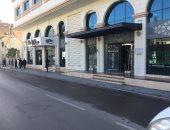 """صور.. """"اليوم السابع"""" يرصد فندق إقامة الأهلى بالجزائر وسط حراسة الشرطة"""