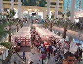 رئيس الناشرين التونسيين: 40 ألف زائر فى معرض الكتاب الوطنى.. صور