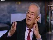 """أبو شقة عن تصريح الـ""""5 جنيهات"""": لا يصدر عن عاقل ولا يصدقه مجنون"""