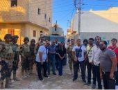 """إيمان الحصرى تعرض حلقة خاصة من شمال سيناء بـ""""مساء DMC"""".. الليلة"""