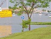 فيديو وصور.. غرق الدوحة بمياه الأمطار يهدد بكارثة خلال تنظيم المونديال