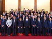 7 وزراء يلتقون وفد الشركات الأمريكية وأعضاء غرفة التجارة ومجلس الأعمال
